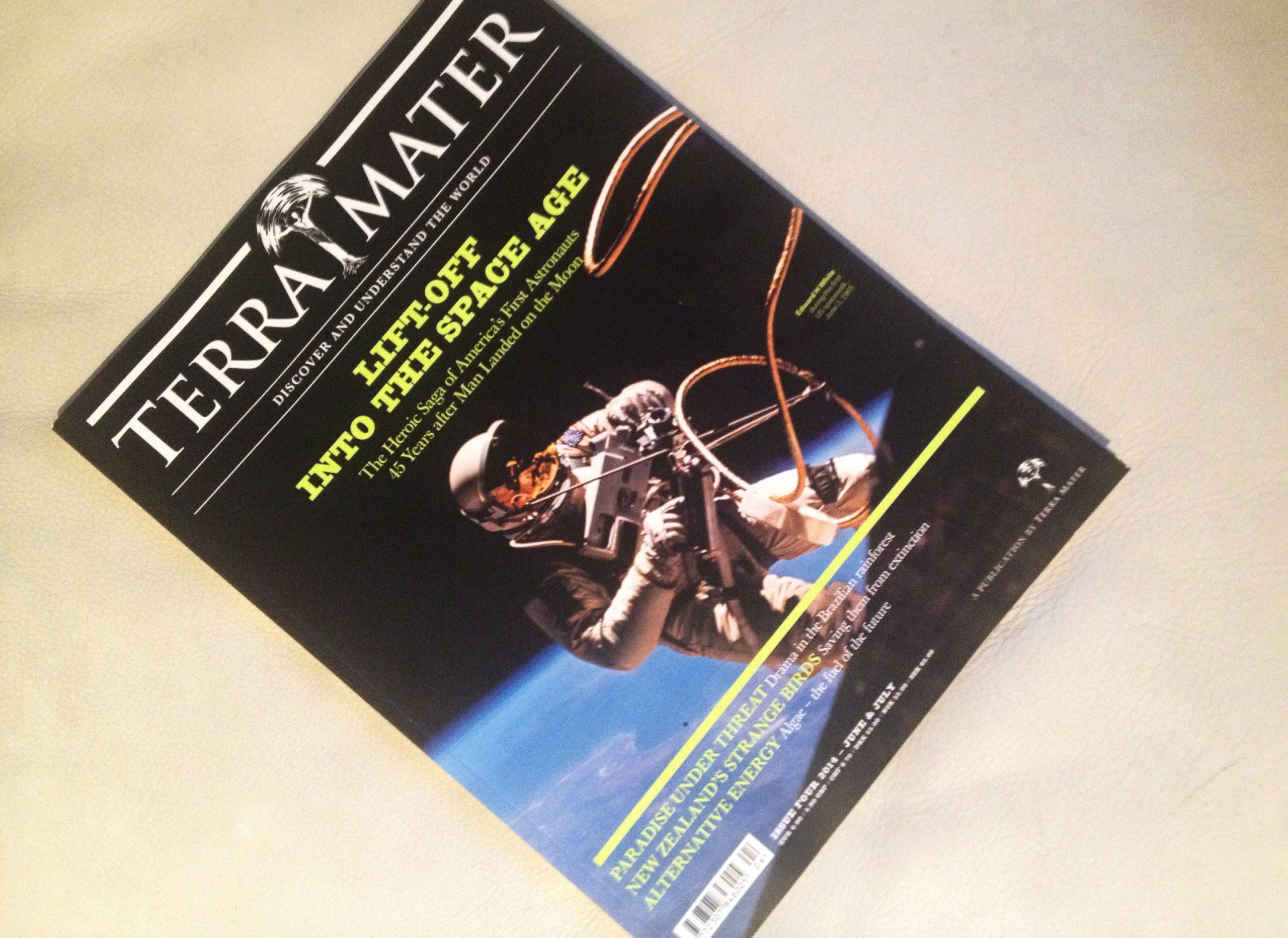 Terra Mater Magazine