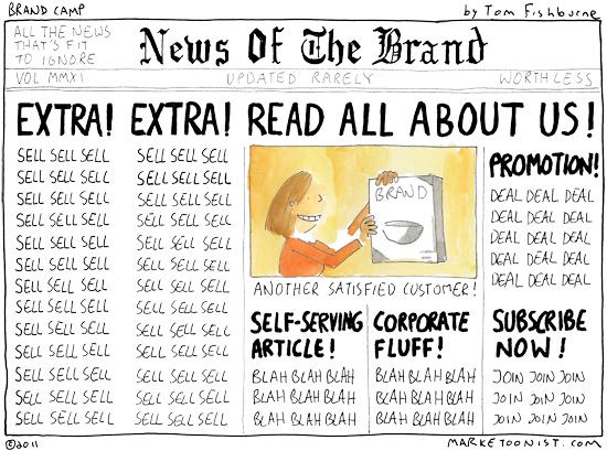 Newsofthebrand