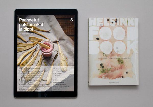 Helsinki Food Book